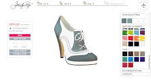 Design Your Own Shoes Website Design Your Own Shoes Website Indigo Jones