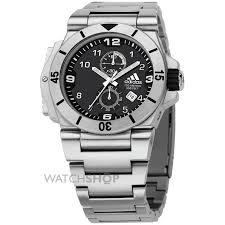 "men s adidas chronograph watch adp1788 watch shop comâ""¢ mens adidas chronograph watch adp1788"