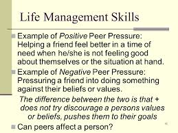 Example Of Management Skills Warren Cousino High School Health Education Ppt Download