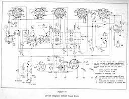 radio 986443 circuit diagrams of 1951 chevrolet trucks circuit 1951 Chevy Truck Wiring Diagram radio 986443 circuits of 1951 chevrolet trucks 1951 chevy truck ignition wiring diagram