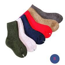 2019 Rushed <b>Free Shipping</b> Winter Children Thick Warm Socks ...