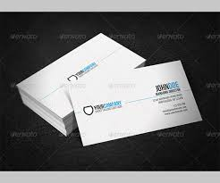 Business Cards Examples Professional 20621