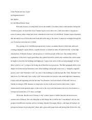 in cold blood rhetorical analysis andrew zhao period ap lang  2 pages in cold blood partner essay