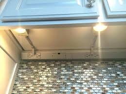under cabinet lighting with outlet. Under Cabinet Outlets With Light Lighting Power Outlet