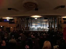 Gerald Schoenfeld Theatre Section Standing Room