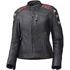 held las laxy leather jacket black