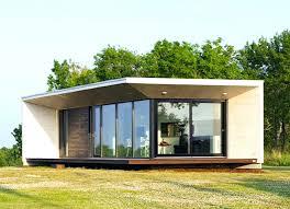 Cool Extraordinary Prefab Guest House With Bathroom Firm Add A