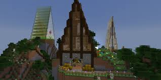 how to make cool a frame houses in minecraft