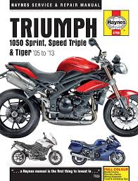 best ideas about triumph triumph speed haynes m4796 repair manual for 2005 13 triumph 1050 sprint st speed triple an