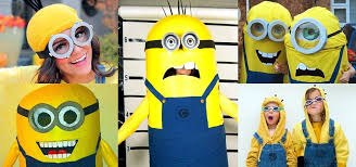 5 awesome diy minion costumes from