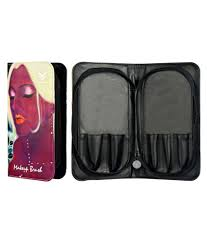 pro makeup brush bag cosmetic tool