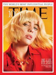 Billie Eilish Is on the 2021 TIME100 ...