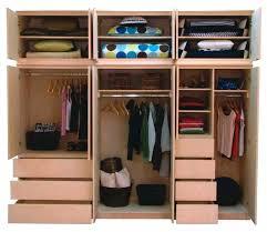 wooden closet shelves design well for wood organizers plan 4 ikea storage canada