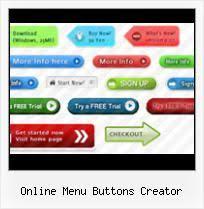 Online Menu Creator Online Menu Buttons Creator Gif Buttons For Websites Web