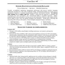 Sample Resume For Maintenance Worker In A Building New Building ...
