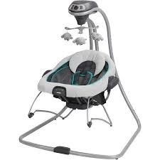 Graco DuetConnect Baby Swing and Bouncer, Bristol - Walmart.com