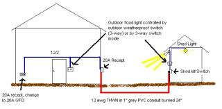 wiring diagram house to shed wiring image wiring wire 3 way light still provide power electrical diy chatroom on wiring diagram house to shed
