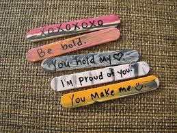 I Love You Crafts Easy Popsicle Stick Crafts For Kids Popsugar Moms