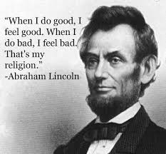 Abraham Lincoln's Quotes