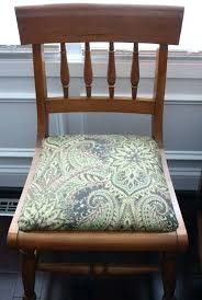 fabric to recover dining room chairs recovering chair seat cushions reupholster foam how with leather inspirational
