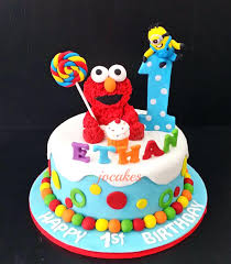 Elmo Birthday Cake Ideas Joswordpresscom Betseyjohnsonshoesus