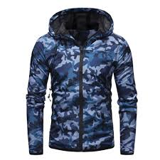 Sunnywill <b>Men</b> Zip <b>Casual</b> Hoodie Coat <b>Mens</b> Autumn Winter Zip ...