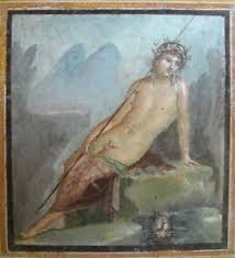 echo and narcissus ovid s metamorphoses ancient rome  narcissus and his pond third style r painting from pompeii about 79 ad