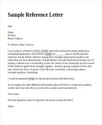 Letter Or Recommendation Format Format Of Writing A Recommendation Letter Barca Fontanacountryinn Com