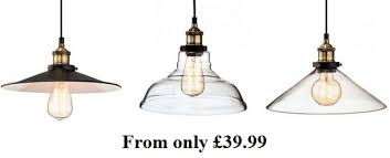kitchen pendant light fixtures uk. Vintage Style Glass Pendant Lights From £39.99 Kitchen Light Fixtures Uk T