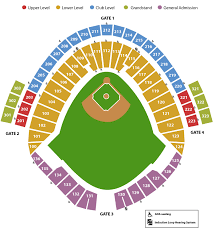 Cws Stadium Seating Chart Td Ameritrade Park Seating Chart