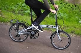 Folding bikes are what we're all about! Review Dahon Qix D8 Road Cc