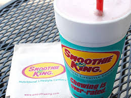 Smoothie King Nutrition Chart Smoothie Kings Hulk Strawberry Smoothie 25 Diet Busting