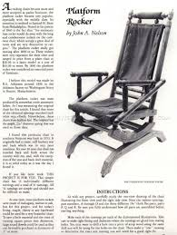 large size of rocking chairs platform rocker plans antique rocking chair with springs â