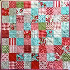 Easy 9 Squared Charm Pack Quilty | Silk Road Life & ... Ann Ferguson Quilts, Patchwork Quilt, Bonnie & Camille, Moda Fabric Adamdwight.com