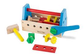 melissa doug wooden take along toy