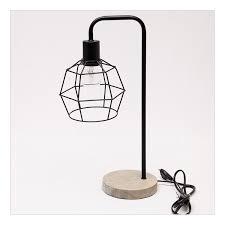 Tafellamp Grafisch Metalen Frame