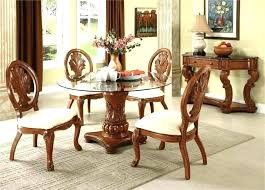 round dining room table sets dinette table sets 4 chair table set round dining table with