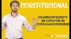 Sistema Brasileiro de Controle de Constitucionalidade - Constitucional OAB  - YouTube