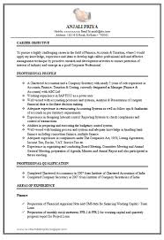 Over Cv And Resume Samples With Free Download Excellent For Year