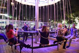 the wolf of midtown new three story bar brings swing set shots