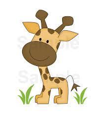 giraffe wall art decal mural safari jungle animal nursery decor