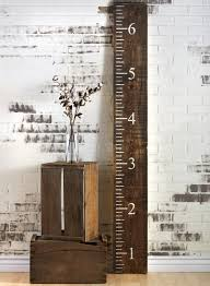 Growth Chart Stencil Designs 6ft Growth Chart Ruler Stencil