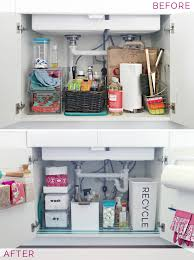 And a quick recap of our under-the-kitchen-sink essentials: