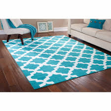 informative teal and white area rug rugs interesting brown intended for