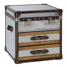 Steamer Trunk Furniture Andrew Martin Livingstone Steamer Trunk Houseology