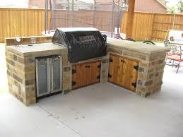 cute outdoor kitchen