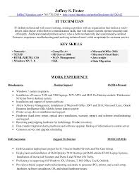 Ophthalmology Technician Resume Samples