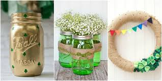 st pattys day home office decor. 15 DIY St. Patrick\u0027s Day Decorations - Easy Party Decorating Ideas For Paddy\u0027s St Pattys Home Office Decor 0