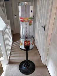 Tubz Vending Machines For Sale Magnificent Tubz Sweet Tower Vending Machine And Stand New £48 Coin Great