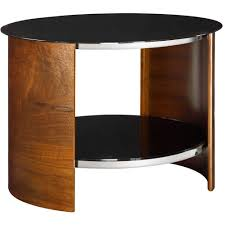 black round lamp table jf303 wb in curve lcd plasma tv stands